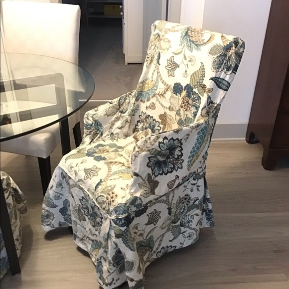 Awesome Ballard Designs Parsons Armchair Slip Covers Gmtry Best Dining Table And Chair Ideas Images Gmtryco